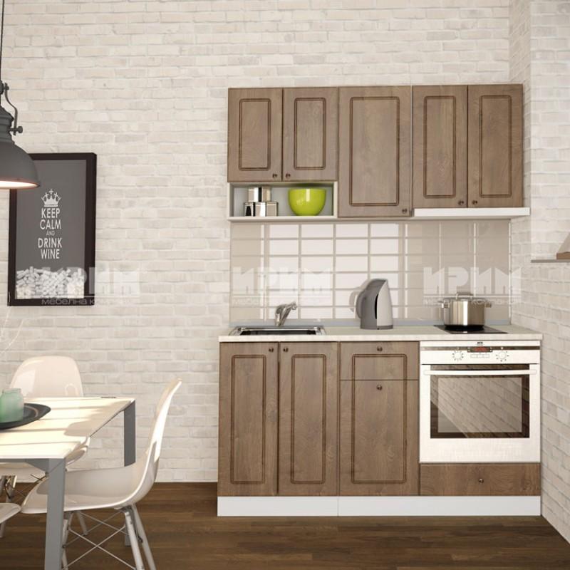 кухня мдф сити 794